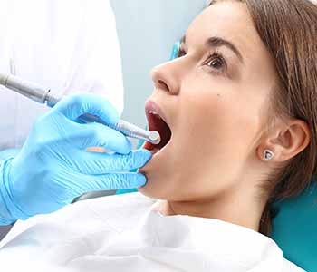 Dr. Vidya Suri at Sycamore Dental Worth, TX explains about root canal therapy