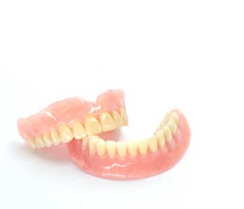 Sample Full denture